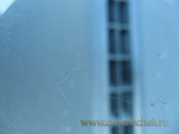 Фотографии повреждений, ремонт которых выполнялся без инжектора Фотогалерея повреждений